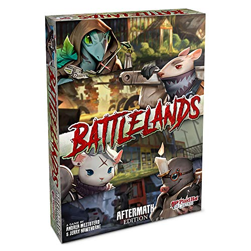 Plaid Hat Games PHG2800 Battlelands