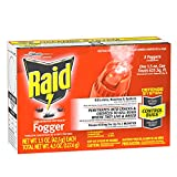 Best Roach Foggers - Raid Concentrated Fogger 1.5 Oz - 3 Pack Review