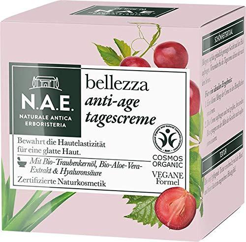 N.A.E. Bellezza Anti-Age Tagescreme 1er Pack(1 x 50 ml)