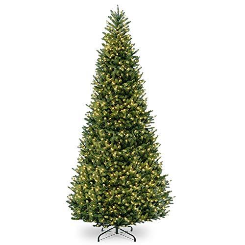 15' Pre-Lit Natural Fraser Medium Fir Artificial Christmas Tree - Clear Lights