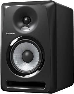 Pioneer DJ S-DJ60X - Altavoz Monitor Hi-Fi Individual, color negro -