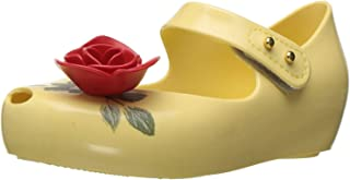 beauty and the beast mini melissa yellow