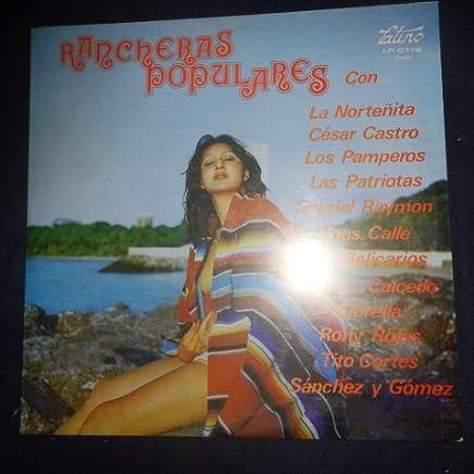 Rancheras Populares, Varios Artistas (Latino//Vinyl)