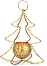 NFSWMHLE European Style Christmas Candle Holder Candle Holder Ornaments Home Candlelight Dinner Christmas Decoration Ornam...