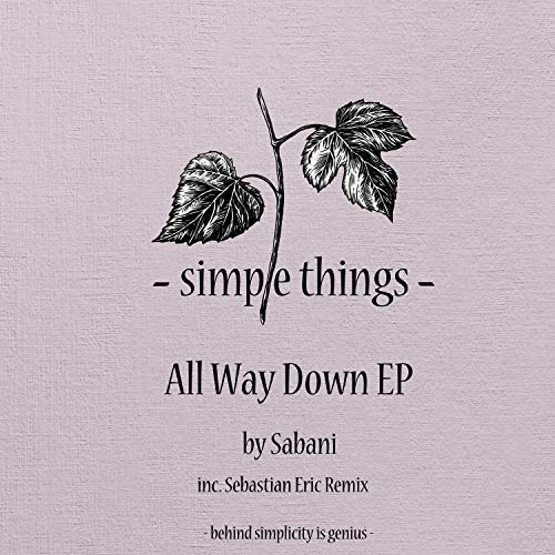 All Way Down (Sebastian Eric Remix)