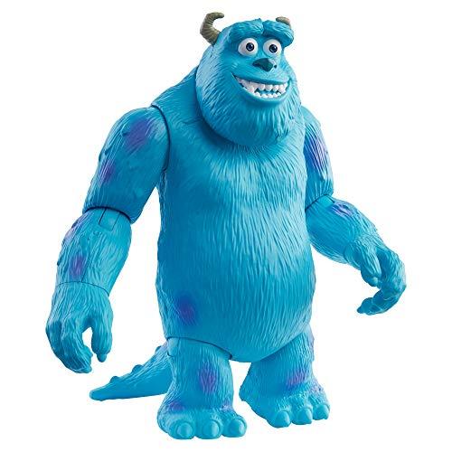 Disney Pixar Figura de Sulley de Monstruos S.A (Mattel GPF40)