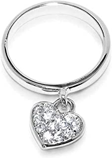 Best heart charm rings Reviews
