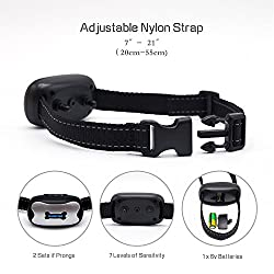 No Shock Bark Collar by POP VIEW