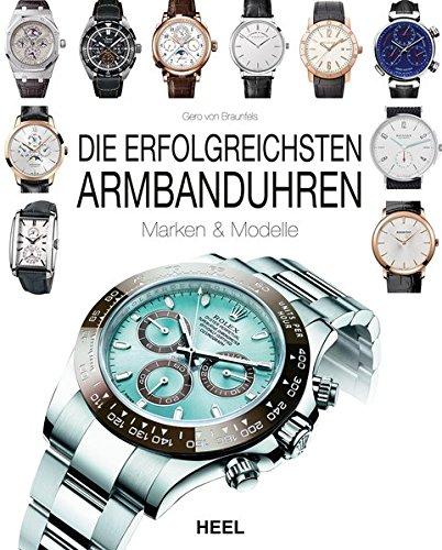James, H: Die erfolgreichsten Armbanduhren