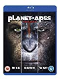 Planet Of The Apes Trilogy Boxset BD [Italia] [Blu-ray]