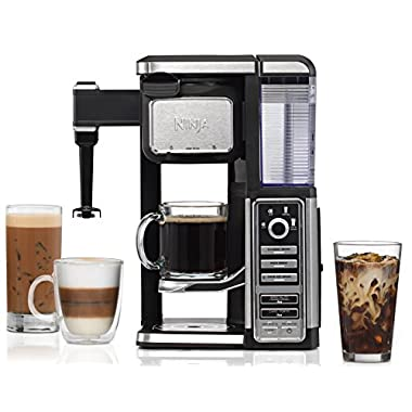 Ninja Coffee Bar Single-Serve System with Built-In Frother (CF112)