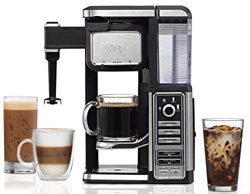 Ninja Single-Serve Pod-Free Coffee Maker