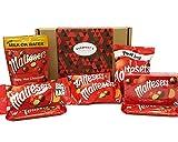 Caja De Regalo Con La Selección Final De Chocolate Maltesers - Cesta Exclusiva Para Burmont's
