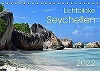 Lichtblicke - Seychellen (Tischkalender 2022 DIN A5 quer): Die Seychellen - der perfekten Ort, ein Stueck vom Paradies kennenzulernen. (Monatskalender, 14 Seiten )
