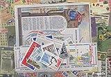 Prophila Collection Francia Michel.-No..: 2696-2751 (Completa.edición.) año 1989 completaett 1989 revolución, Arte, TGV u.Un. (Sellos para los coleccionistas) vehículos sobre raíles / funicular