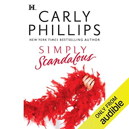 Simply Scandalous audiobook cover art