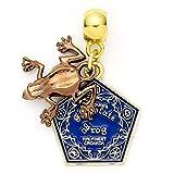 The Carat Shop Charm de Honeydukes Chocolate Frog Slider