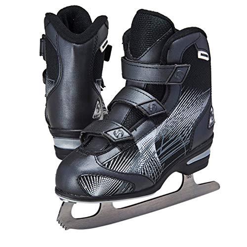 Jackson Ultima Softec Tri-Grip Youth Boys Recreational Ice Skates - Youth Size 10