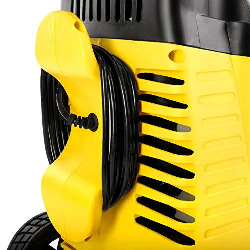 Wilks-USA RX550i Highest Powered Electric Pressure Washer - Massive 262 Bar