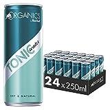 Organics by Red Bull Tonic Water 24 x 250 ml OHNE Pfand Dosen Bio Getränke