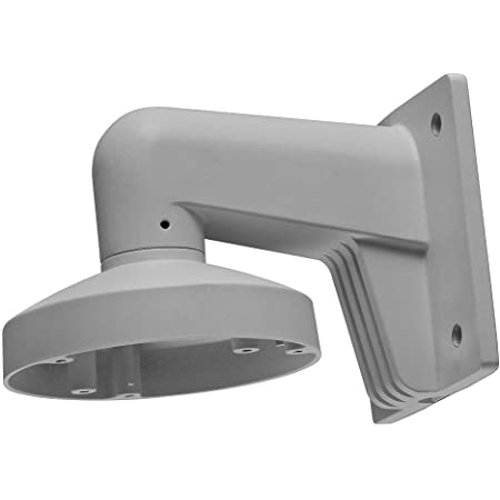 Wall-Mount Bracket For Hikvision DS-1258ZJ IP Dome Security Camera Rack TO