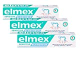 Dentrifrice elmex Sensitive Blancheur, 3 x 75 ml