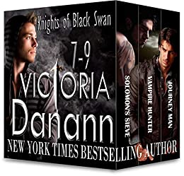 Knights of Black Swan Paranormal Romance Series, Books 7-9 (Knights of Black Swan Box Set Book 3) by [Victoria Danann]