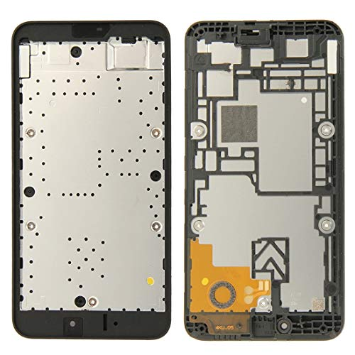 Liaoxig Nokia Spare Front Housing LCD Frame Bezel Plate for Nokia Lumia 530 / N530 Nokia Spare