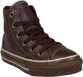 aedd1f8c5e3c3 Converse - All Star Soft Leather - Marron (27 EU)