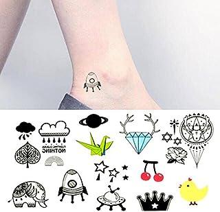 Amazon.com: The Chicken Party - Temporary Tattoos / Body: Beauty ...