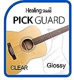 Golpeador para guitarra acústica, transparente