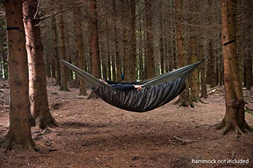 Snugpak | Hammock Underblanket | Hammock Accessories | Insulated Hammock Sleep System (Olive)
