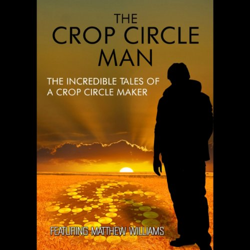 The Crop Circle Man cover art