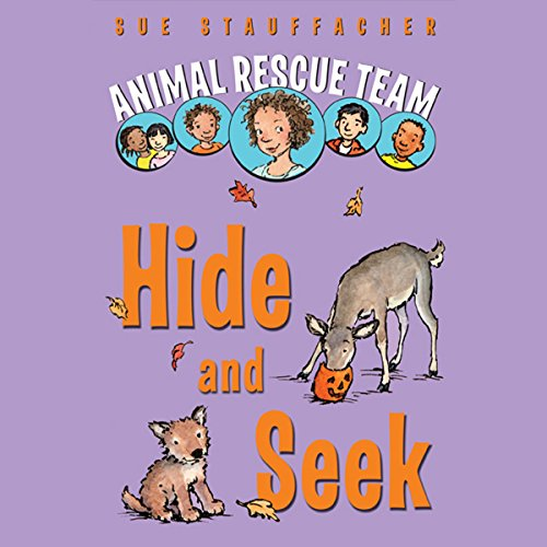 Animal Rescue Team: Hide and Seek cover art