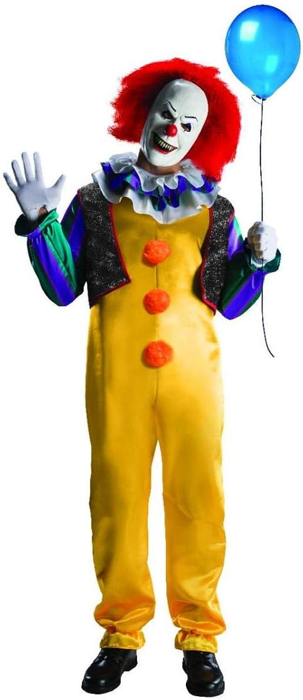 en linea Horror-Shop Pennywise Costume Costume Costume Deluxe XL  opciones a bajo precio