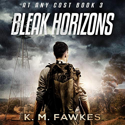 Bleak Horizons audiobook cover art