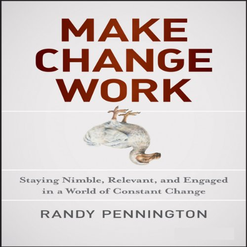 Make Change Work cover art