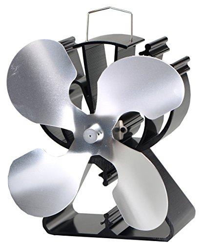 ventilador estufa leña ecofan fabricante Generic