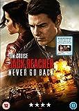 Jack Reacher: Never Go Back [DVD] [2016]