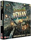 IELLO Heroes of Normandie - D-Day Scenario Pack Board Game