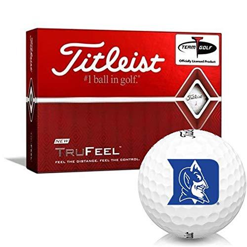 Best Deals! Titleist TruFeel Duke Blue Devils Golf Balls