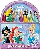Disney princess. Maxi libro gioca kit. Con 10 gadget...
