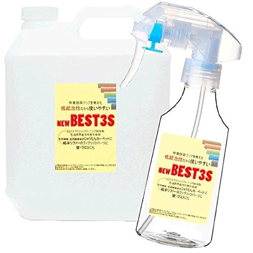 有害取り戻す正義万能クリーニング洗剤 New BEST3S (4L)