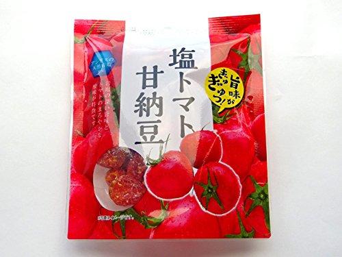 塩トマト甘納豆 140g×9袋(とまとを丸ごと使ったあま?いお菓子です アンデスの天然岩塩使用) ドライフルーツを使ったスイーツ 和菓子