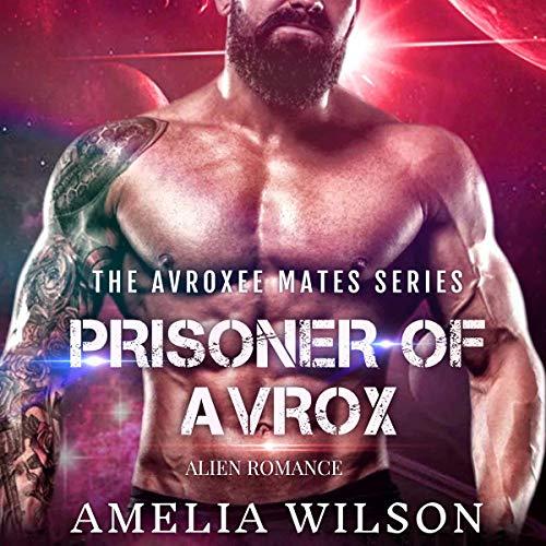 Prisoner of Avrox cover art