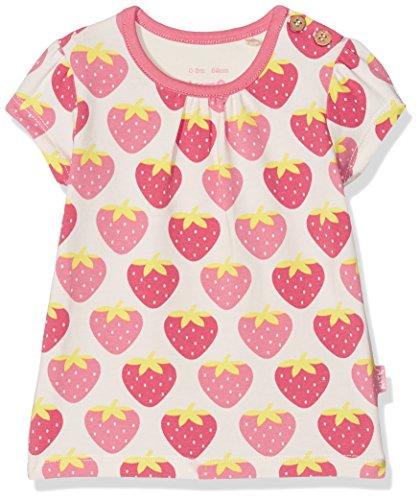 Kite Strawberry t-Shirt, Rose, 0-3 Mois Bébé Fille