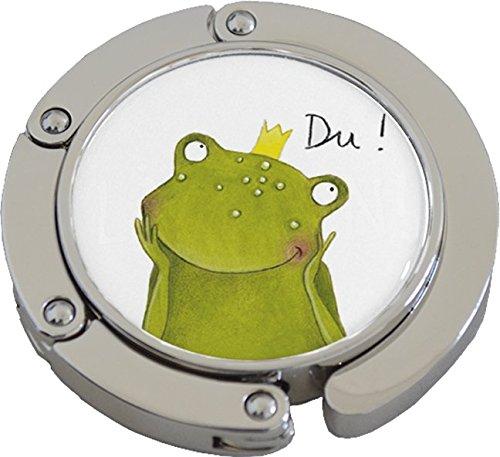 """Klack der Taschenhalter""""Du Frosch"""""""