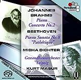 Brahms: Piano Concerto No. 2/ Beethoven:...