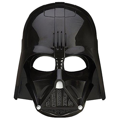 Star Wars Star Wars-B3719 Casco electrónico Darth Vader, Multicolor, Miscelanea (Hasbro Spain B3719)