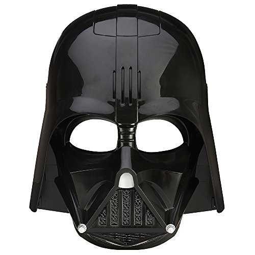 Star Wars Star Wars-B3719 Casco electrónico Darth Vader, Multicolor, Miscelanea (Hasbro Spain B3719)